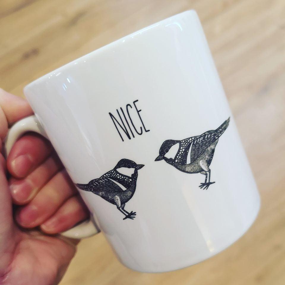 Image of Nice Tits Mug