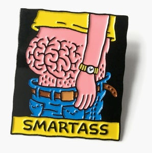 Image of Smartass Pin