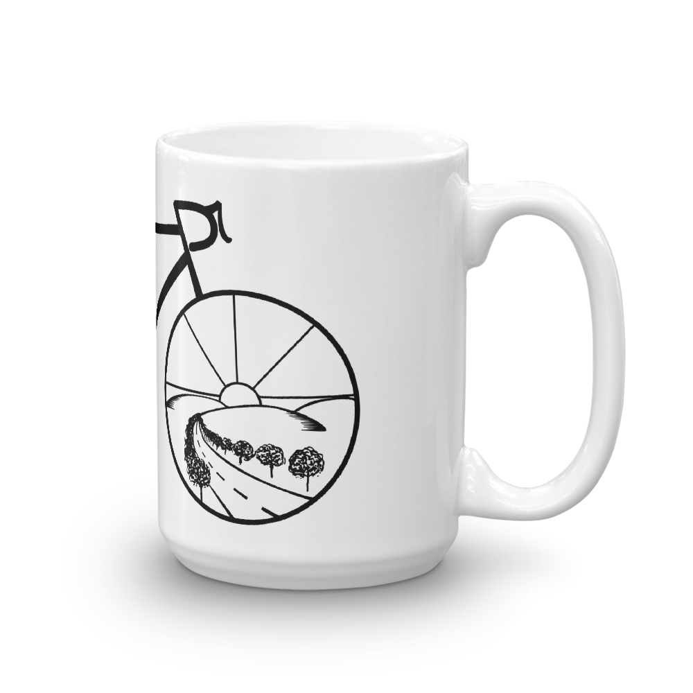 Image of Road Bike Memories Mug