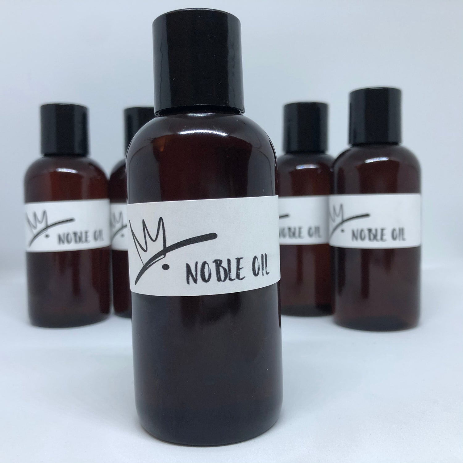 Image of Noble Hair Oil by deadcouture