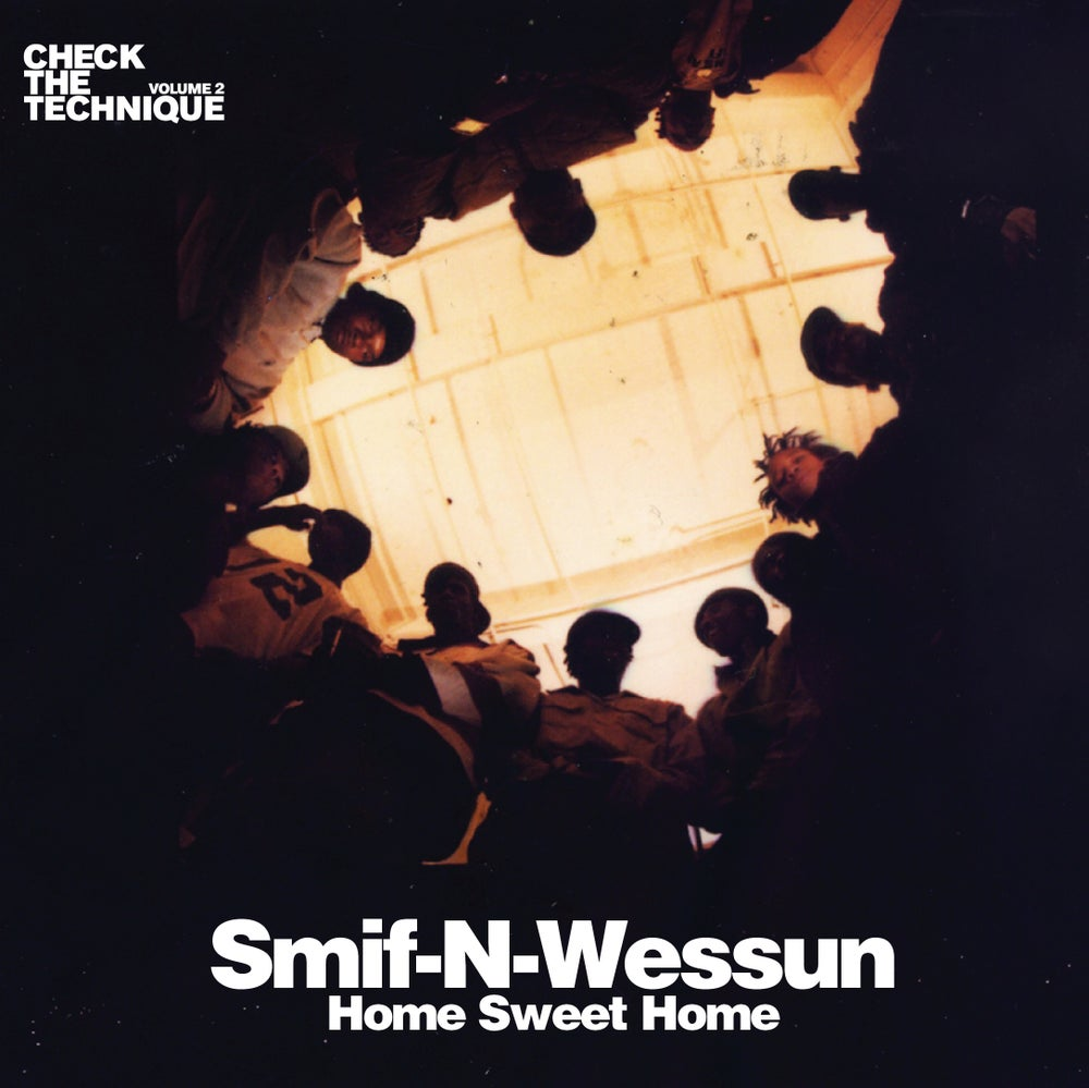 """Image of Smif-N-Wessun """"Home Sweet Home"""" 7 Inch (2014)"""