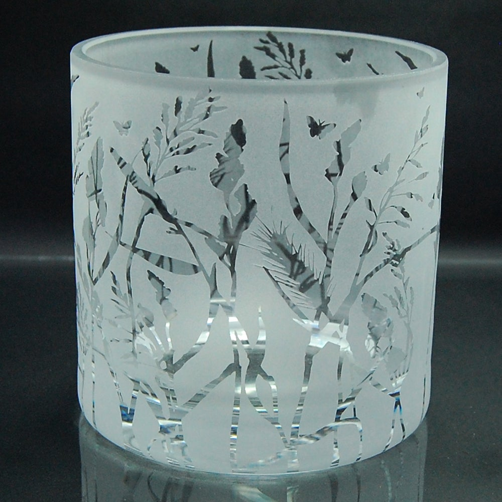 Image of Grasses tealight holder