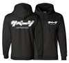 GTSVG X CHAMPION Classic Hooded Pullover