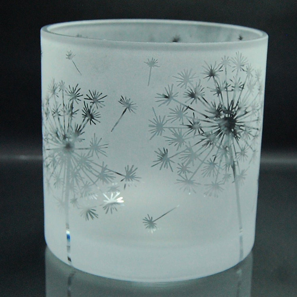 Image of Dandelion tealight holder