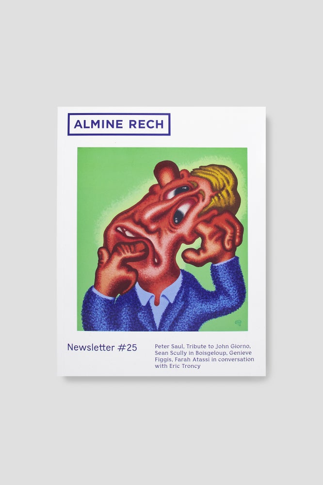 Image of Almine Rech - Newsletter #25
