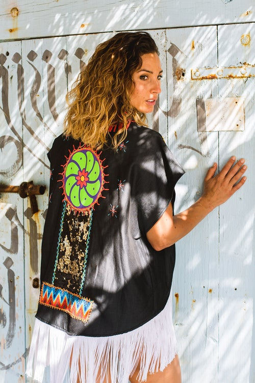 Image of Shining Shamanic Kimono