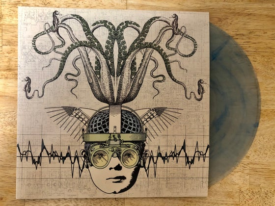 Image of Stranger Heads Prevail-  ICY BLUE 2LP