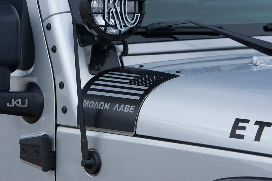 Image of Jeep JK Cowling Covers