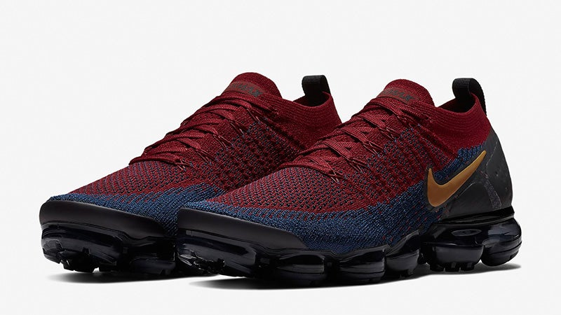 VaporMax Flyknit 2 Olympic Team Red