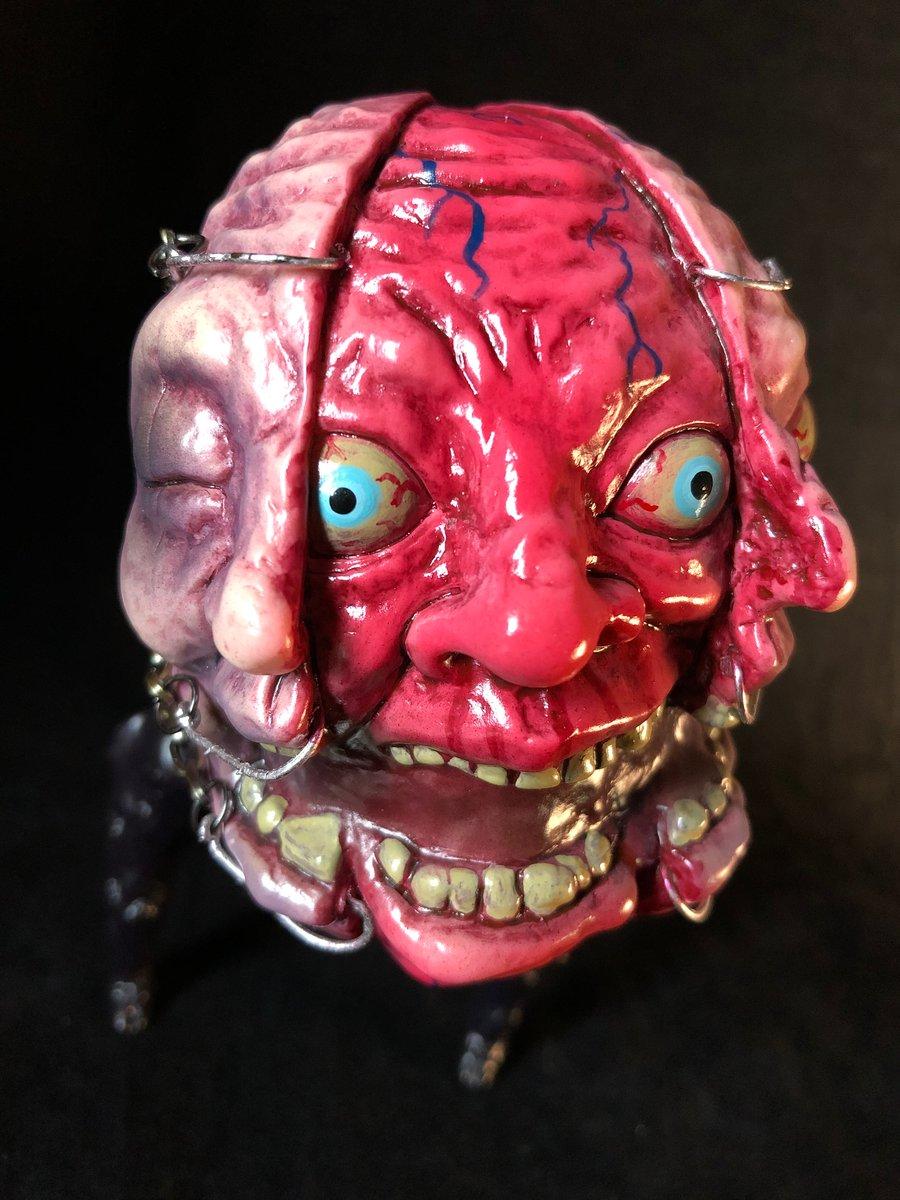"""Image of """"Demon Within"""" 内魔  Hellraiser Inspired Pigpigman"""