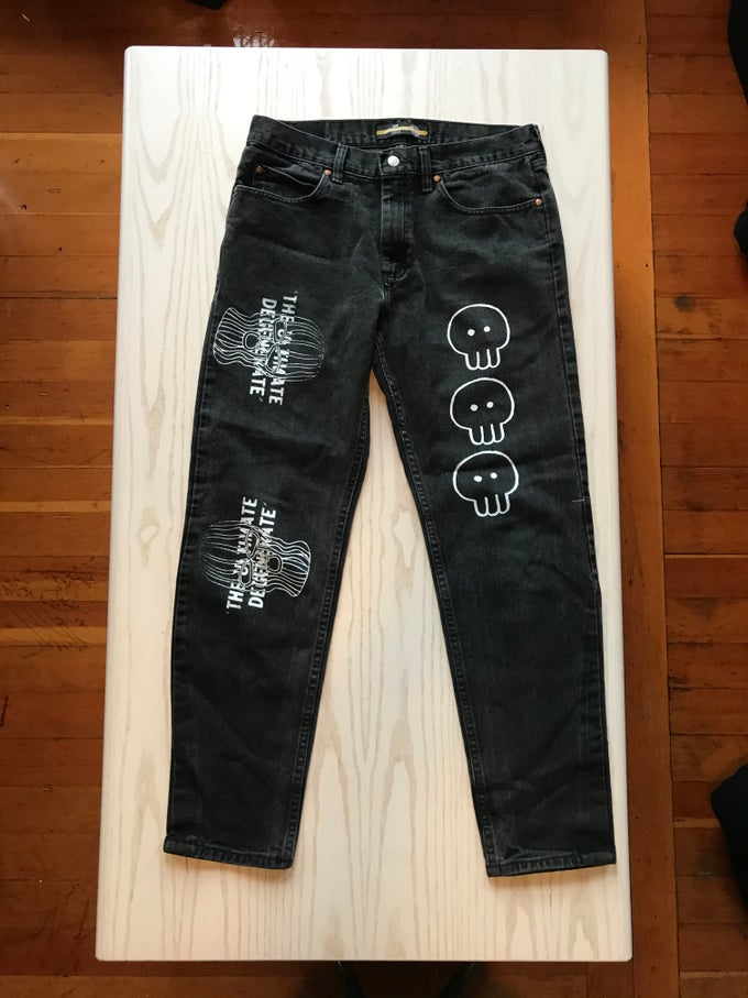 Image of One Off Pants
