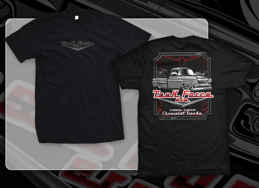 Image of The Fleetside (Black T-shirt)