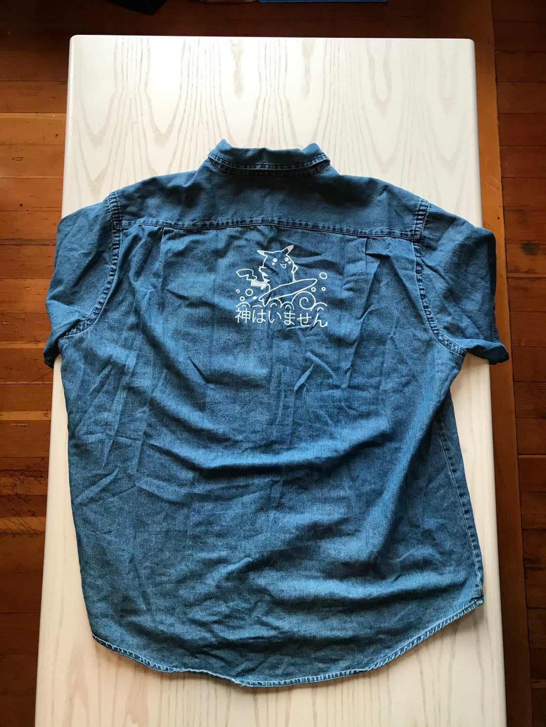 Image of Thunder Mouse Wave Rider Shirts