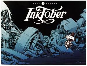 Image of Inktober by Jake Parker