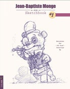 Image of Jean-Baptiste Monge Sketchbook #1