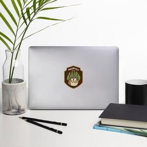 Image of Whatcom Falls Sticker