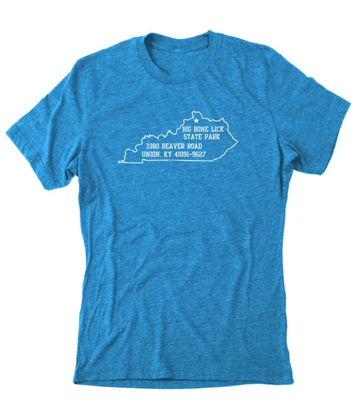 Image of Big Bone Lick State Park T-shirt