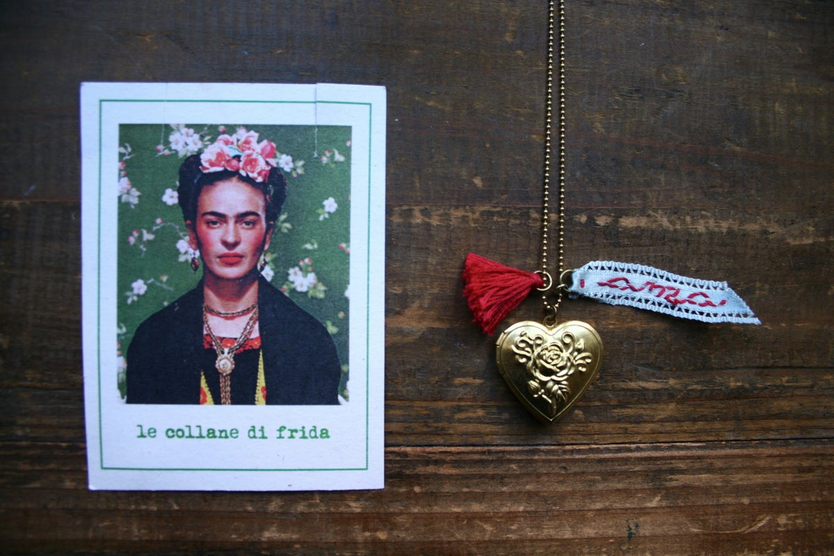 Image of Collana_ Frida