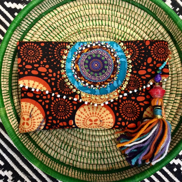 Image of The Indigenous Gypsy Clutch