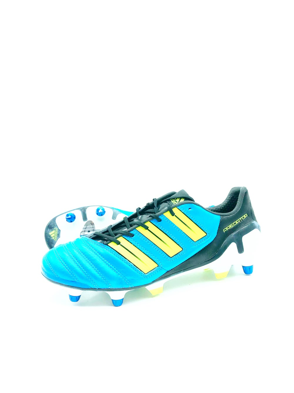 Image of Adidas Predator adipower SG BLUE