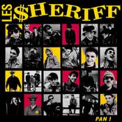 """Image of LES SHERIFF """"Pan!"""" LP réédition 2019"""