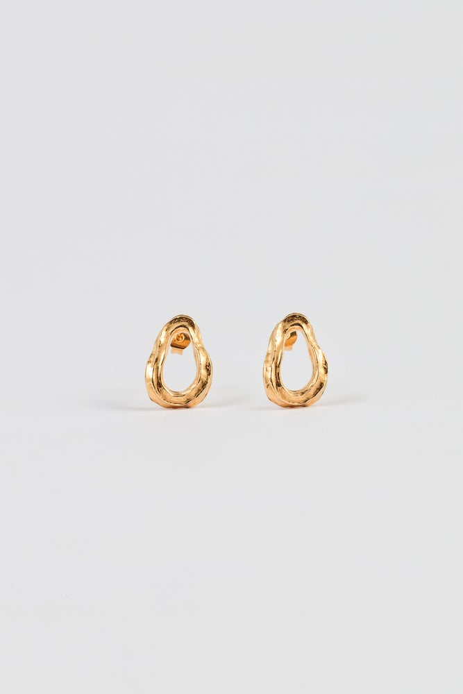 Image of ovata earrings