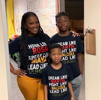 "Image of Custom ""Leaders"" Shirt"