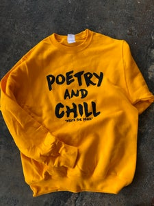 Image of Poetry and Chill Crew