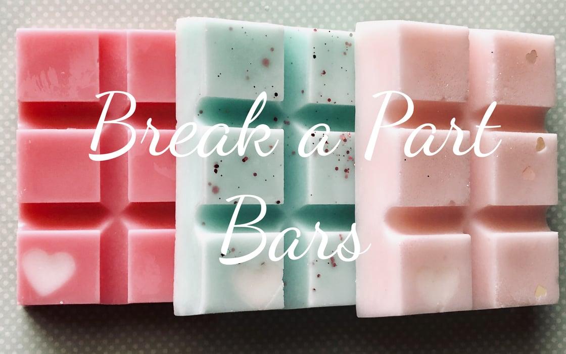 Image of Break a Part Bars (new formula)