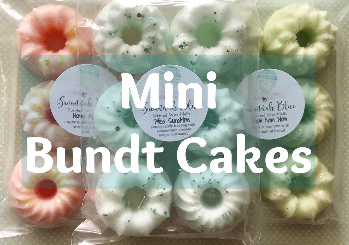 Image of Mini Bundt Cakes 6 pk (new formula)