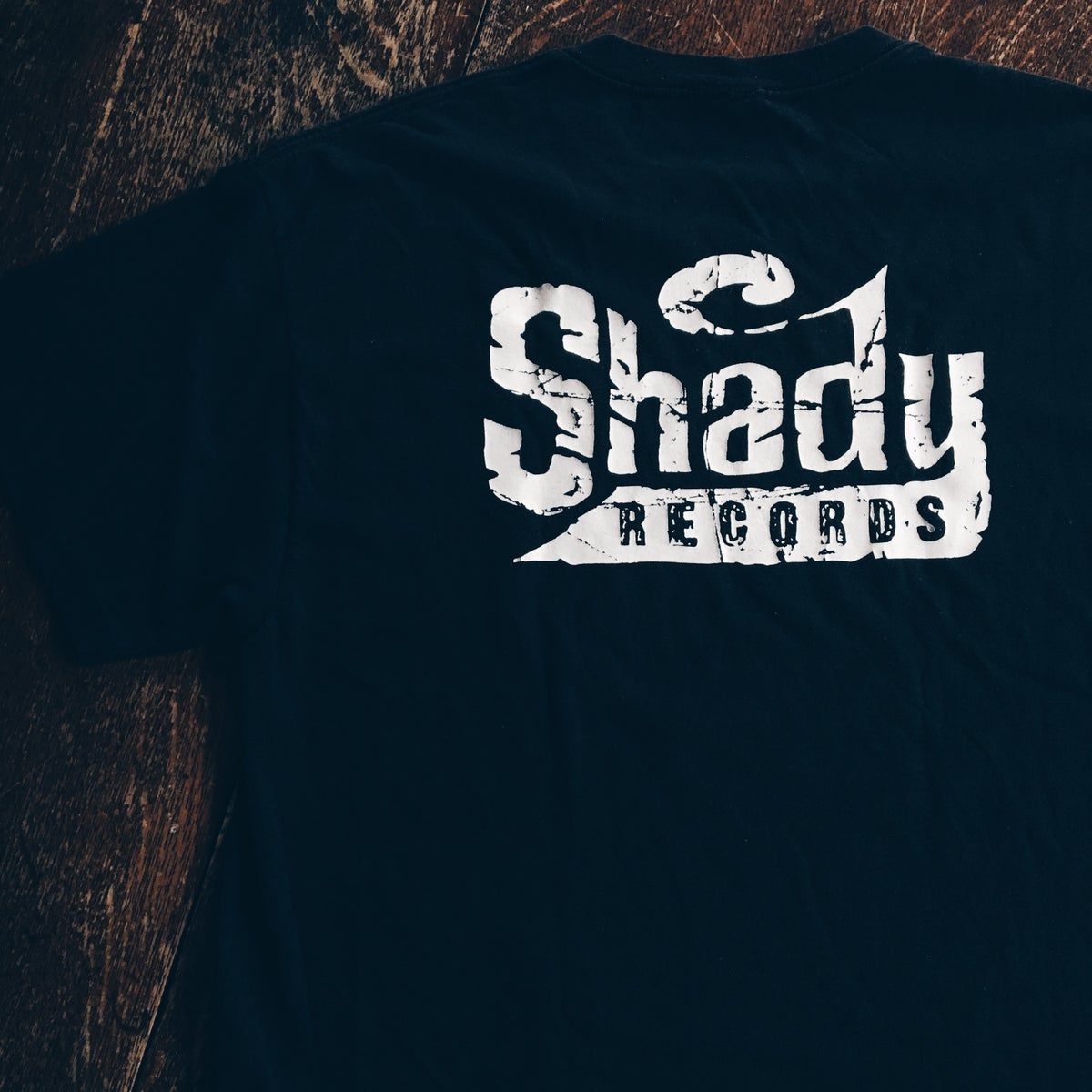 Image of Original 2000 D12 Shady Records Promo Tee.