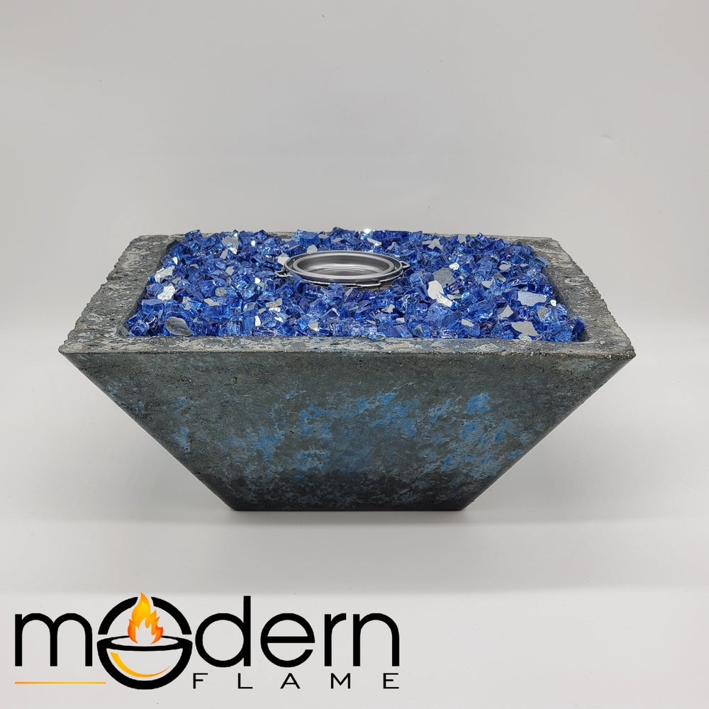 Image of S'mores Bowl with Fire Glass