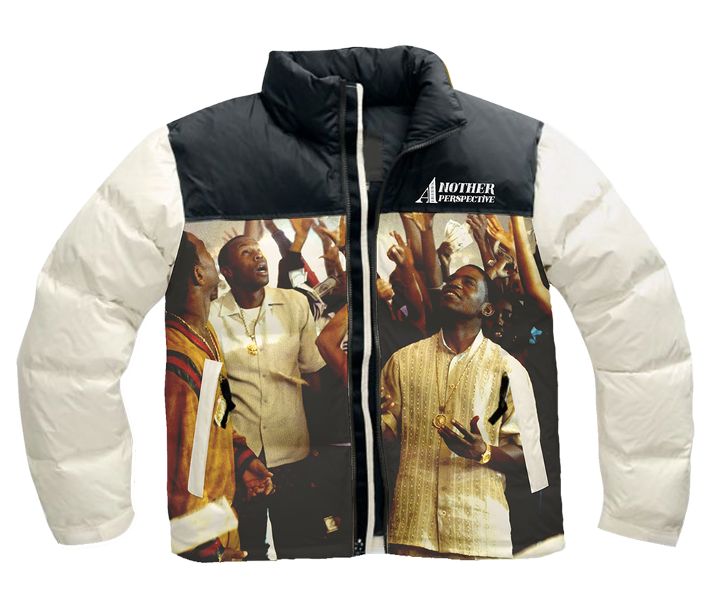 """Image of """"Paid in Full"""" Perspective Jacket"""