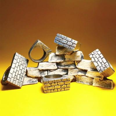 Image of Brick Wall Ring