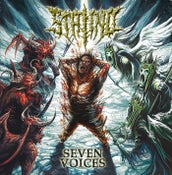 Image of STALINO - Seven Voices CD . Digi CD
