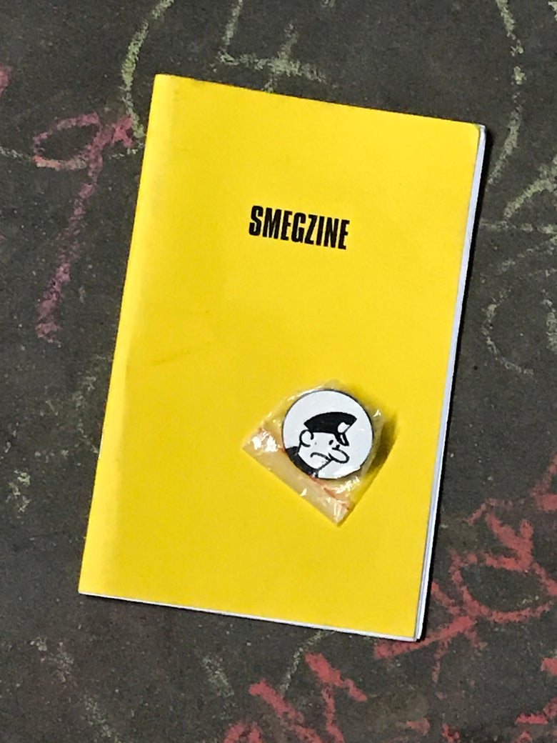 Image of Zine+pin pack