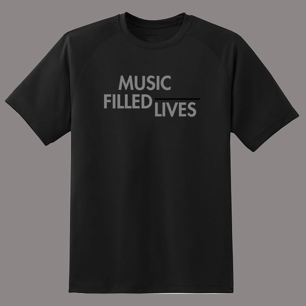 Image of MFL Text Logo T-Shirt