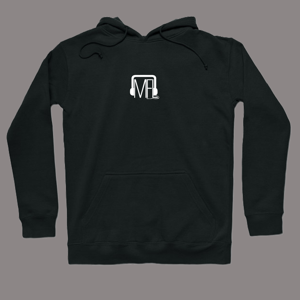 Image of MFL Embroidered Logo Hoodie