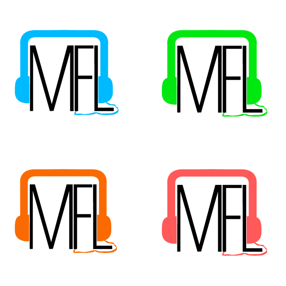 Image of MFL Logo Stickers
