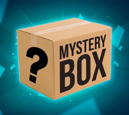 Music Never Stopped & 100 Mics Collaboration Mystery Box!!