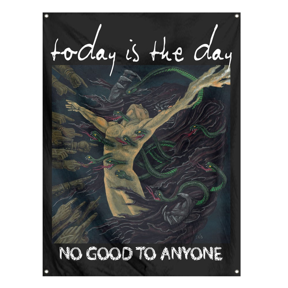 Image of NO GOOD TO ANYONE TAPESTRY