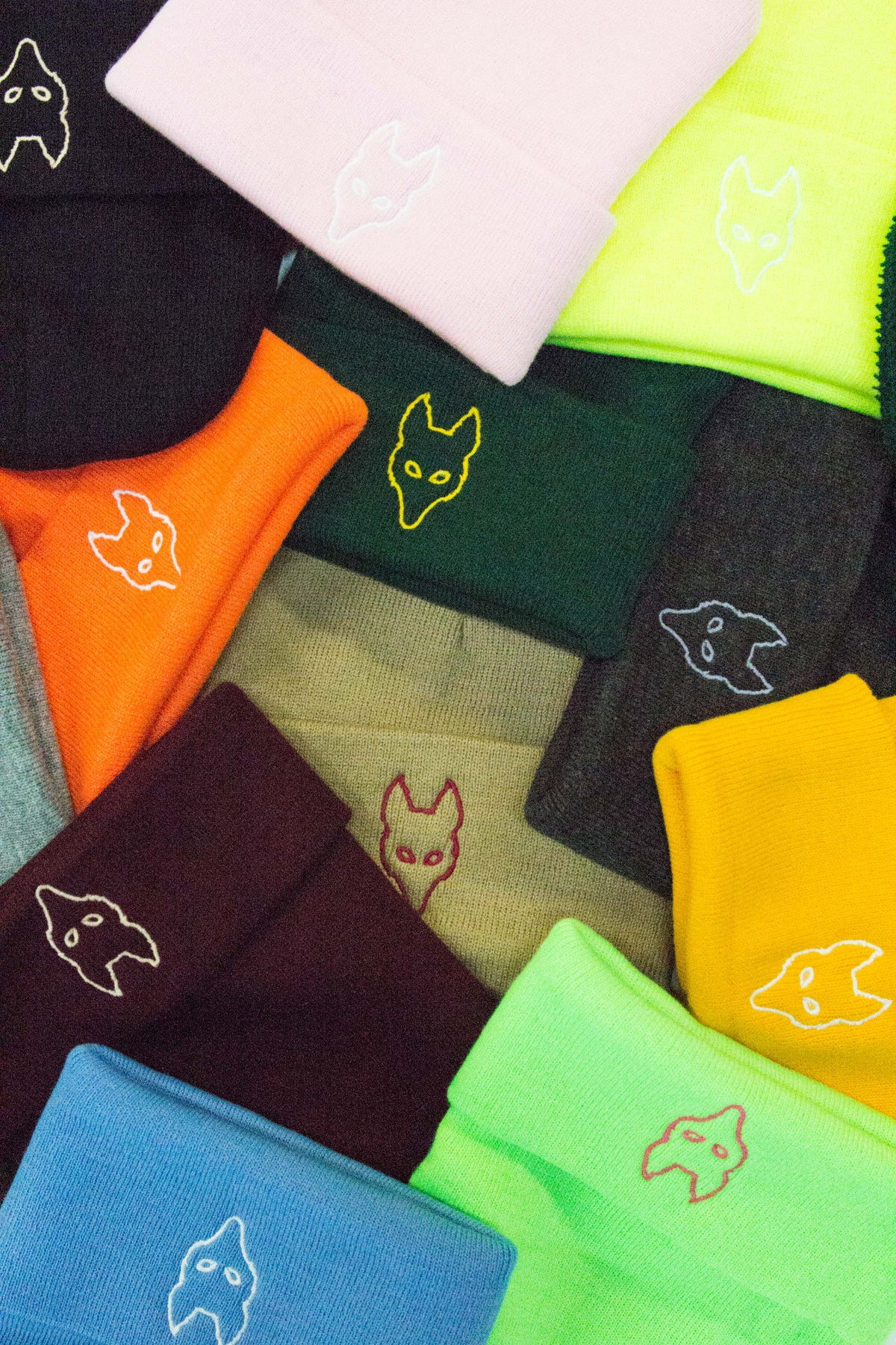 Image of We.R.Wolves - Red Wolf Toque