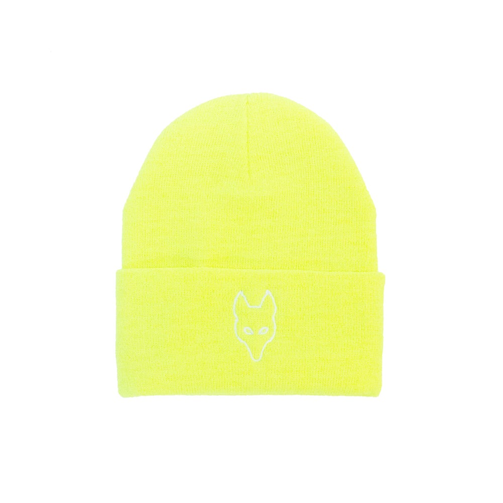 Image of We.R.Wolves - Bright AF Wolf Toque