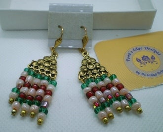 Back to India Earrings