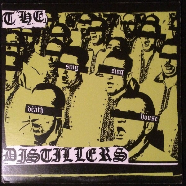 Image of The Distillers - Sing Sing Death House LP