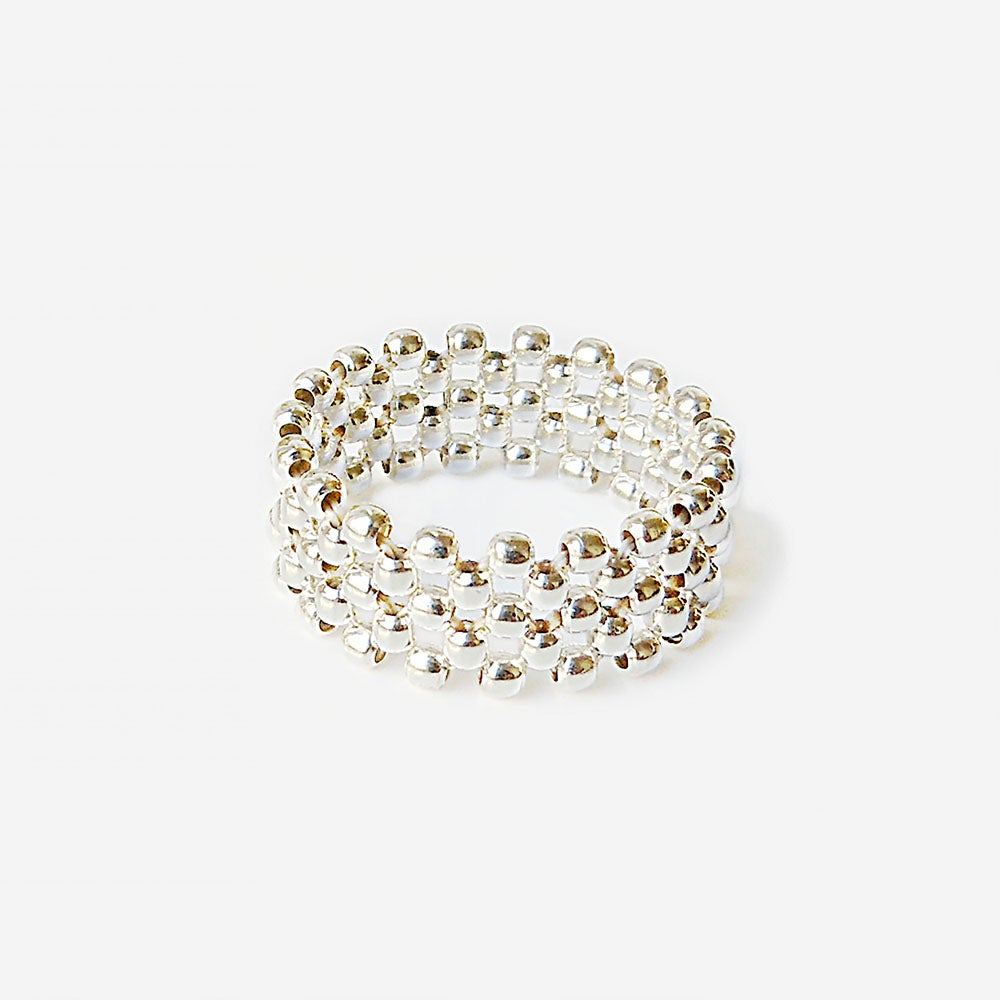 Image of SOLDES - BAGUE OURSE - TAILLE 52