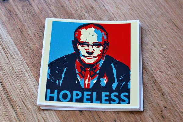 Image of Hopeless sticker