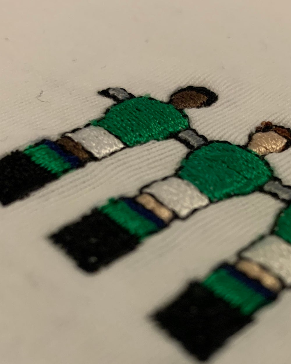 Embroidered International Jumpers