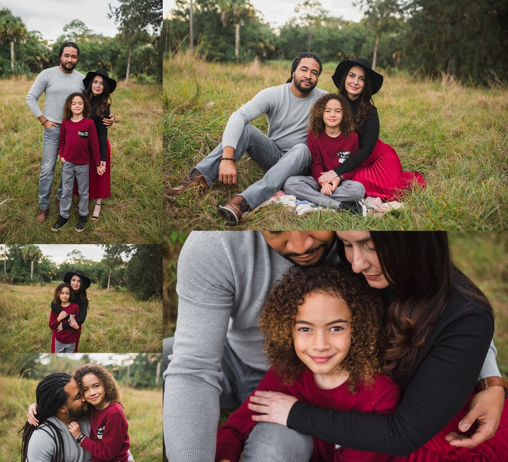 Image of Family session fee: $200