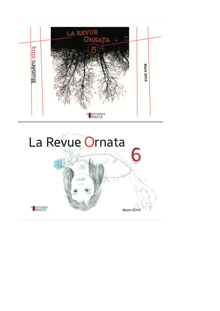 Image of Revue Ornata N° 6 &  N° 5